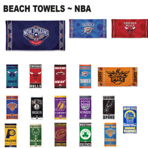 Beach Towels NBA Basketball