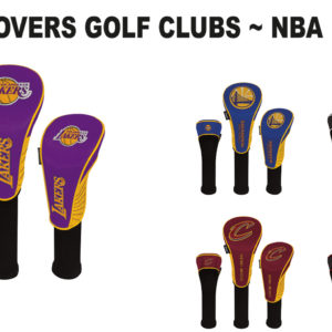 NBA Basketball Golf Club Headcovers