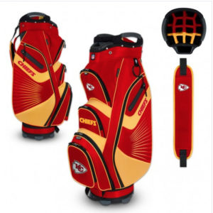 NFL Football Bucket II Cooler Cart Bag