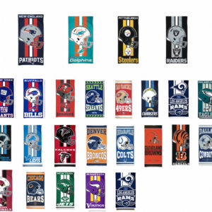 Beach Towels NFL Football