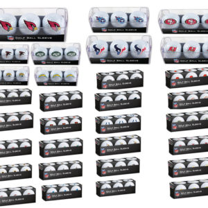 NFL Football Golf Ball Sleeve