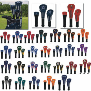 NFL Football Golf Club Headcovers